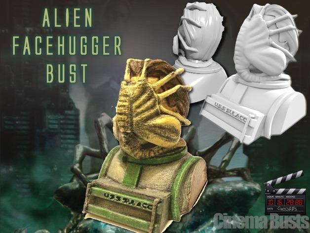 外星生物抱脸虫