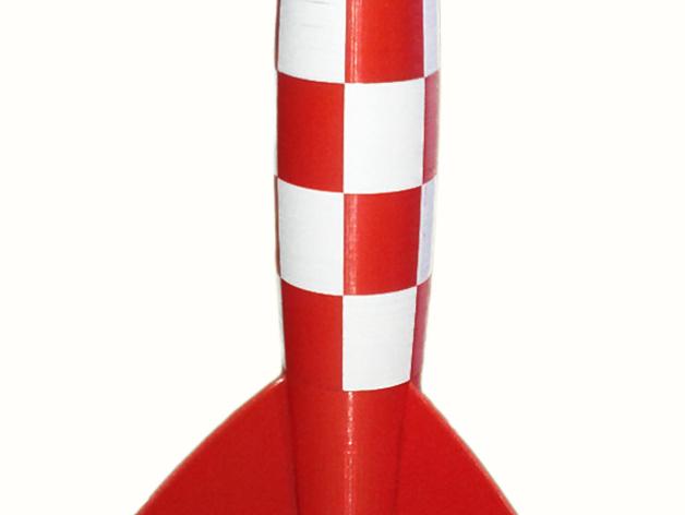 Tintin火箭