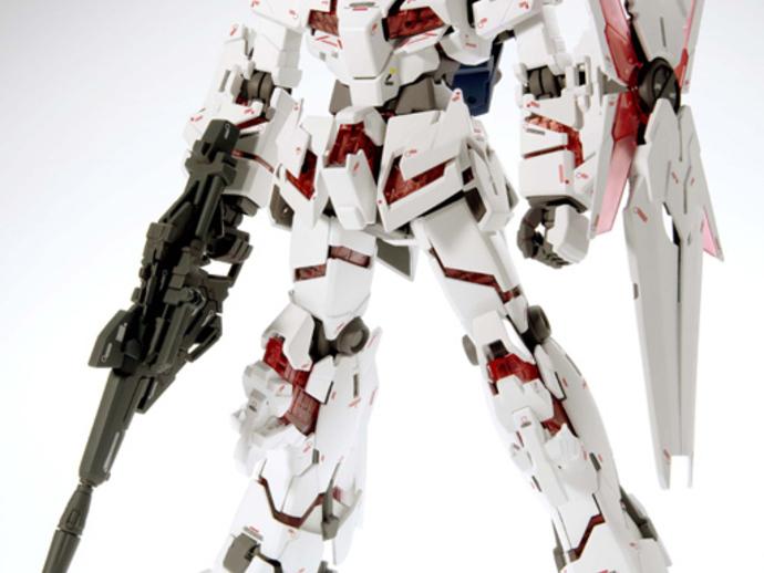 RX-0 Unicorn Gundam机械战士独角兽敢达