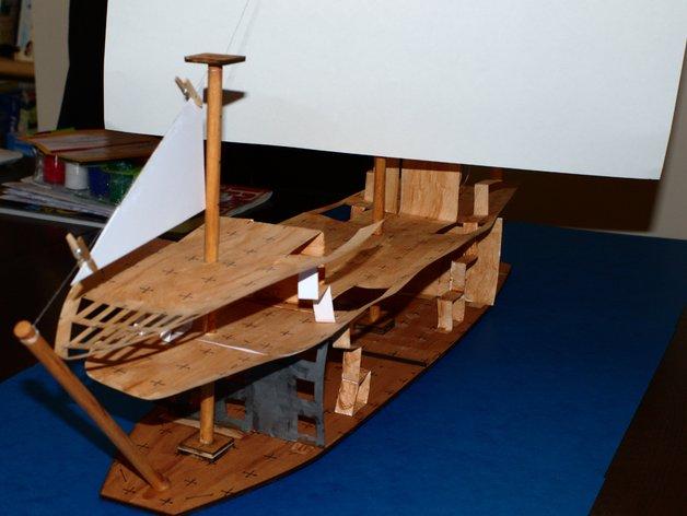 加利恩帆船