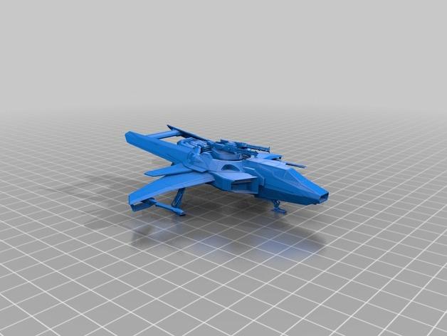 Anvil Aerospace F7C-M战斗机
