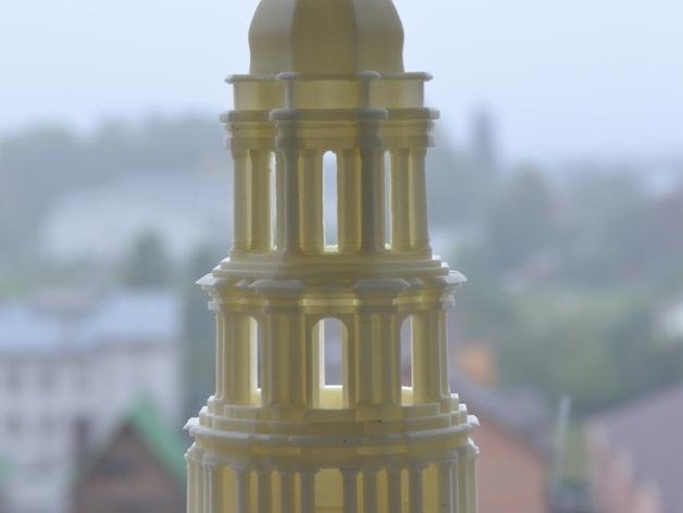 修道院钟楼 钟塔