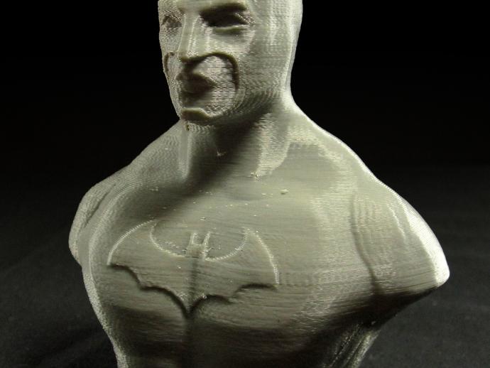 蝙蝠侠半身像