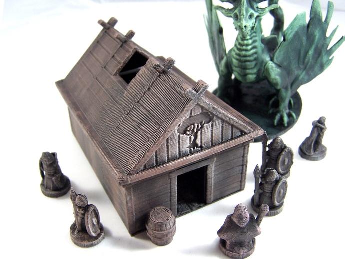 维京人的房子
