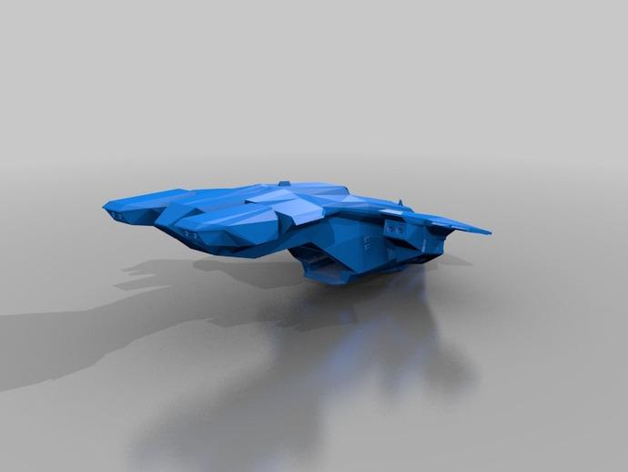 HALO(光晕)鹈鹕号运输机