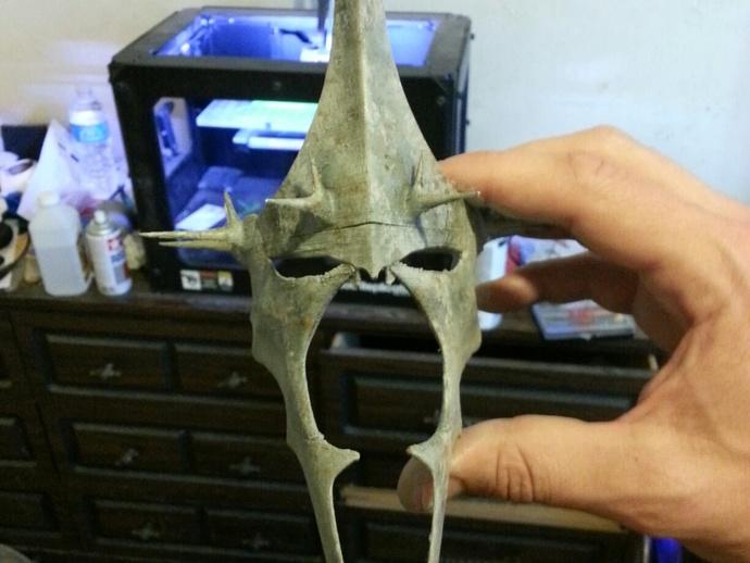 指环王精灵王子头盔