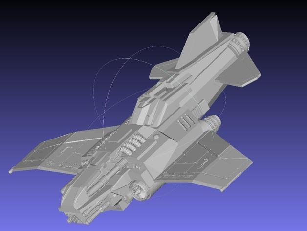 Thunder Lightning喷气式飞机