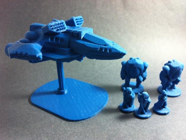 Dominion Striker直升飞机