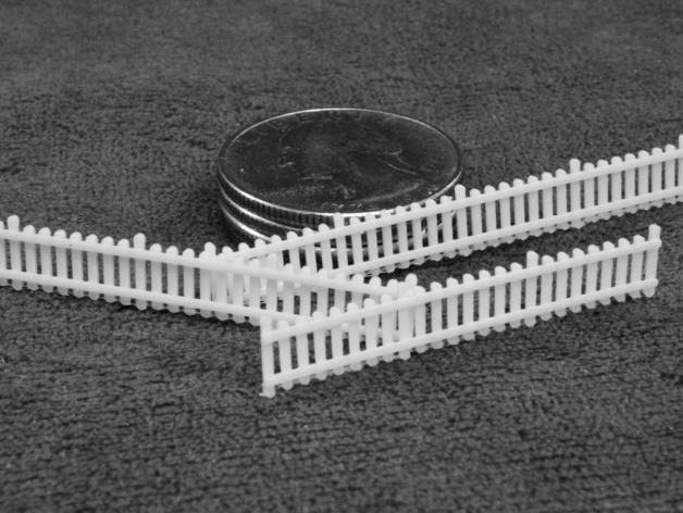 栅栏 篱笆