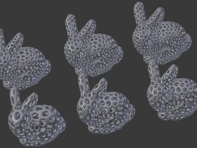 斯坦福兔子