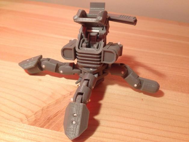 Mini Mech机器人