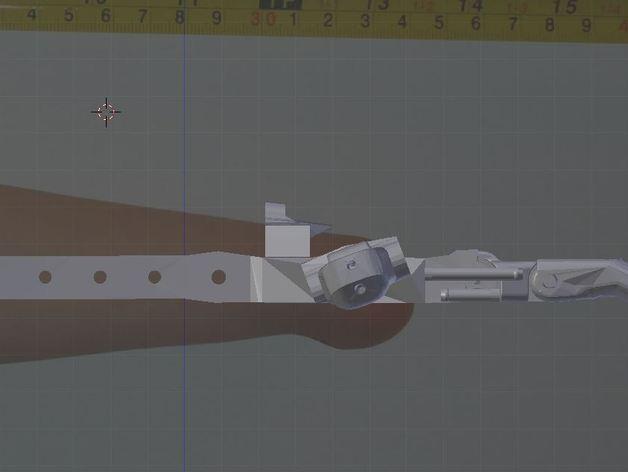 假肢 机械手