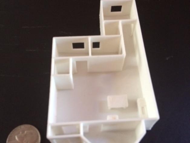 公寓 房屋结构