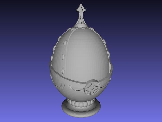 Akemi Homura的灵魂宝石 3D打印模型渲染图