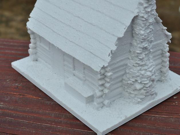 约塞米蒂小屋