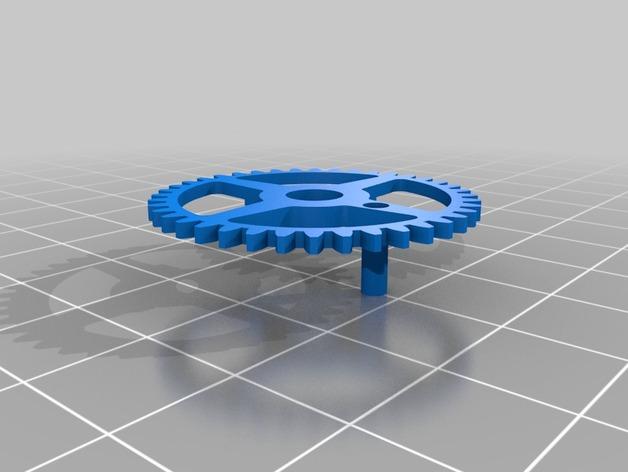 3D-lab徽章标志