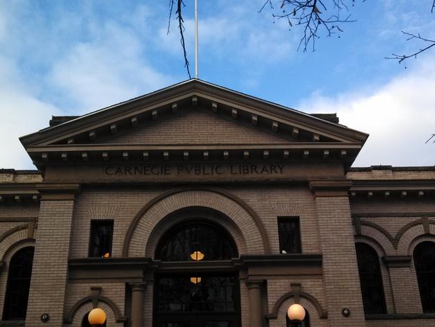 卡内基图书馆大厦