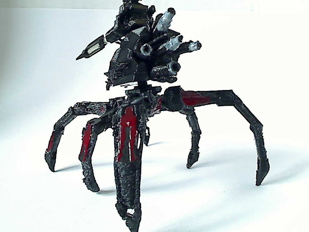 Cybran蜘蛛机器人