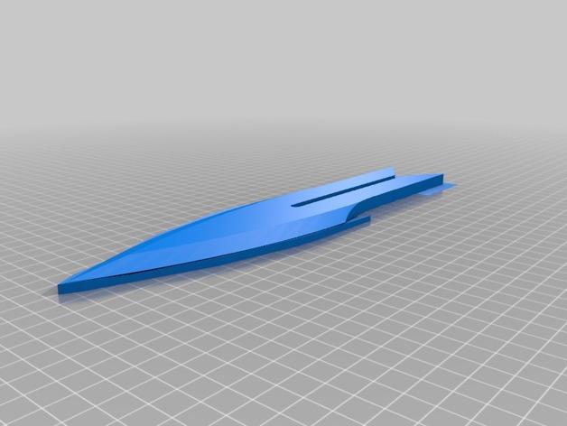 Klingon Daq Tahg 匕首