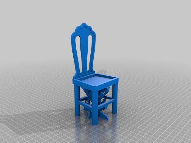 芭比娃娃的椅子