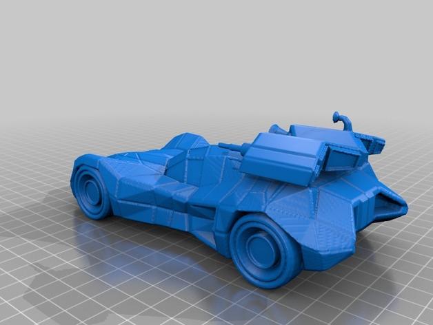 装甲蝙蝠车