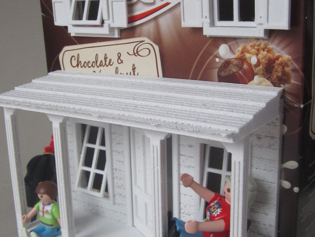 饼干屋 农舍