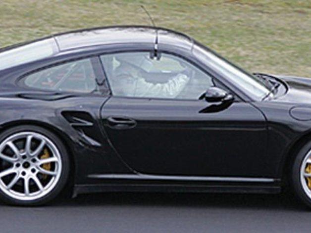 保时捷911汽车