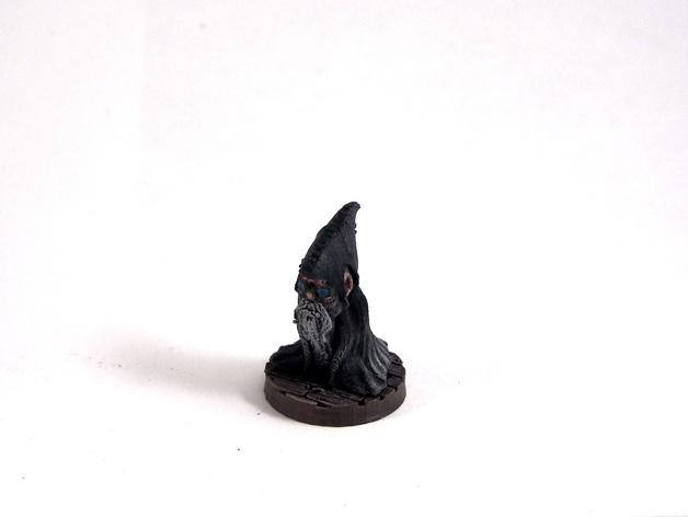 Mister Blackroot 3D打印模型渲染图