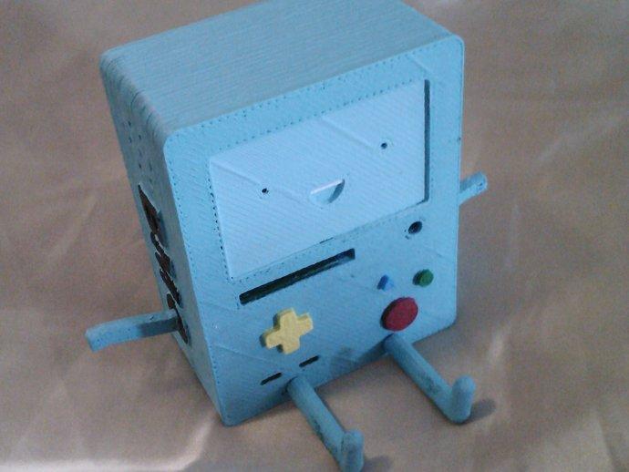 探险时光 bmo机器人