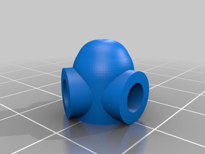 风力涡轮机模型