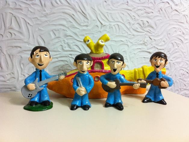甲壳虫乐队和黄色潜水艇