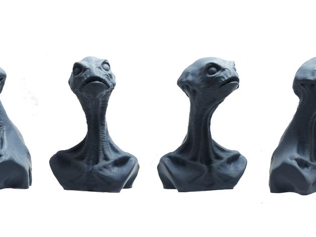 死神蘑菇外星人