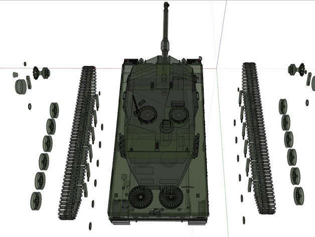 Leopard 2A6 坦克