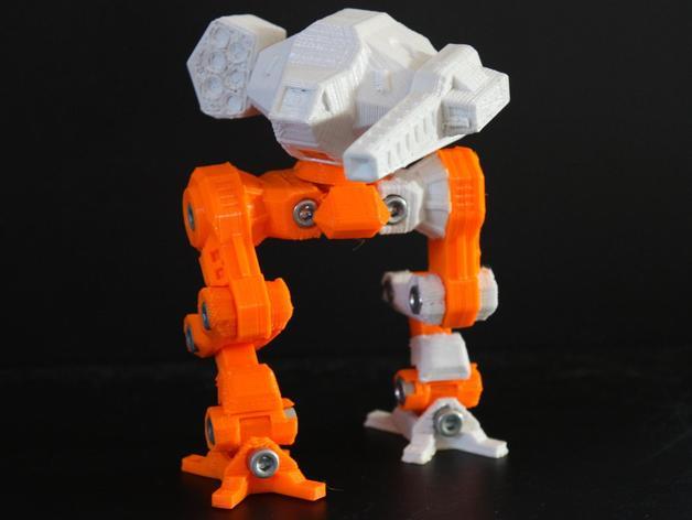 苍鹰机器人
