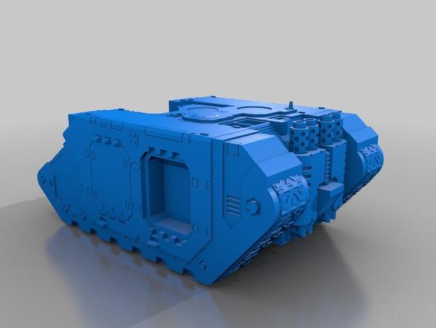 Land Raider坦克
