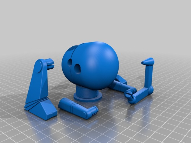 机器人 LEO