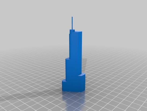 芝加哥摩天大厦