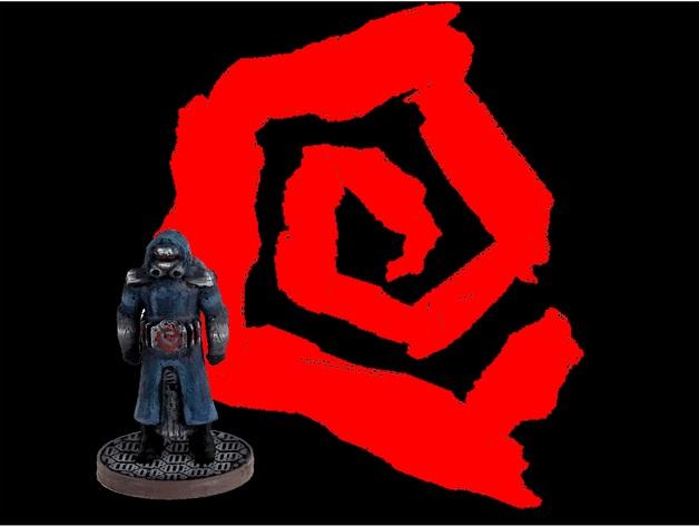 超级战士 游戏模型 3D打印模型渲染图