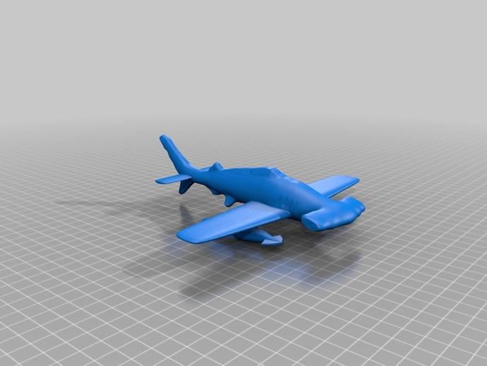 HH-7P攻击机