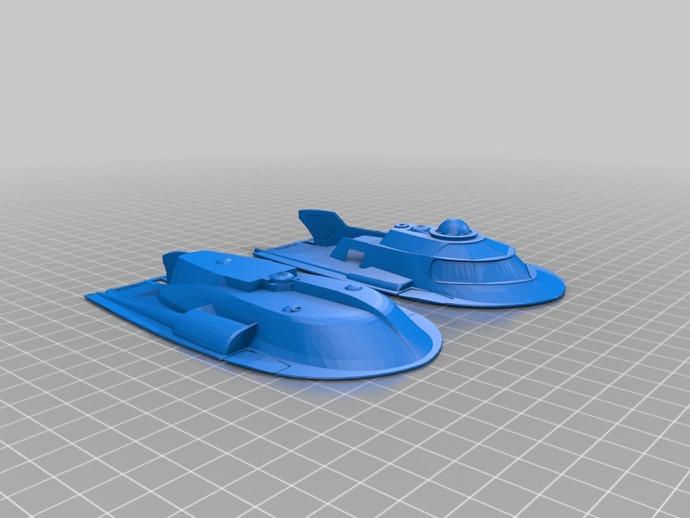 Proteus潜艇