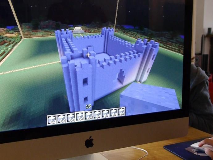 城堡 游戏建筑