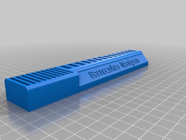 usb收纳架 3D打印模型渲染图