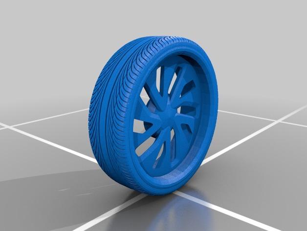 New Lada 合金车轮