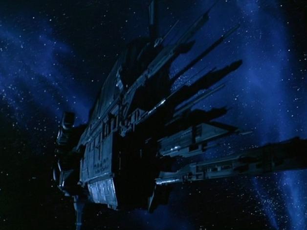 USS Sulaco太空飞船