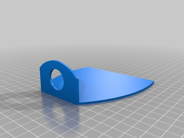 达斯维达的披肩 3D打印模型渲染图