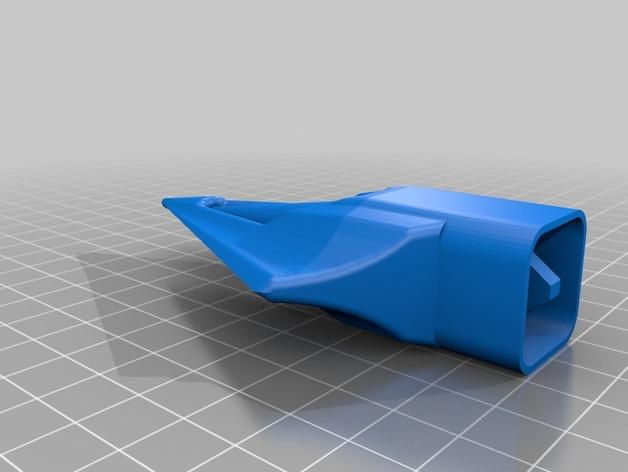 太空火箭模型