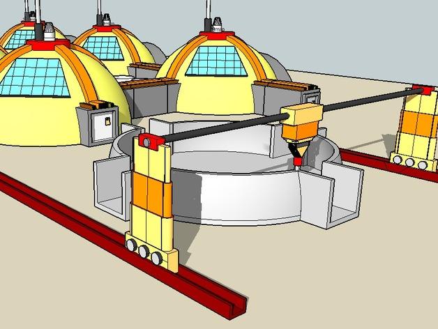 GALILEO伽利略火星基地