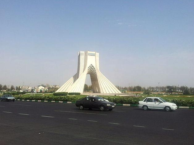 阿扎迪自由纪念塔