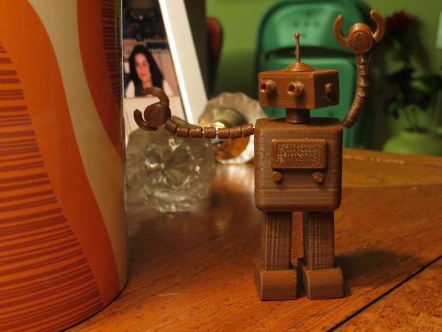 FezBot 机器人