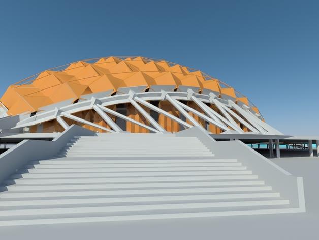 卡拉特拉瓦体育场
